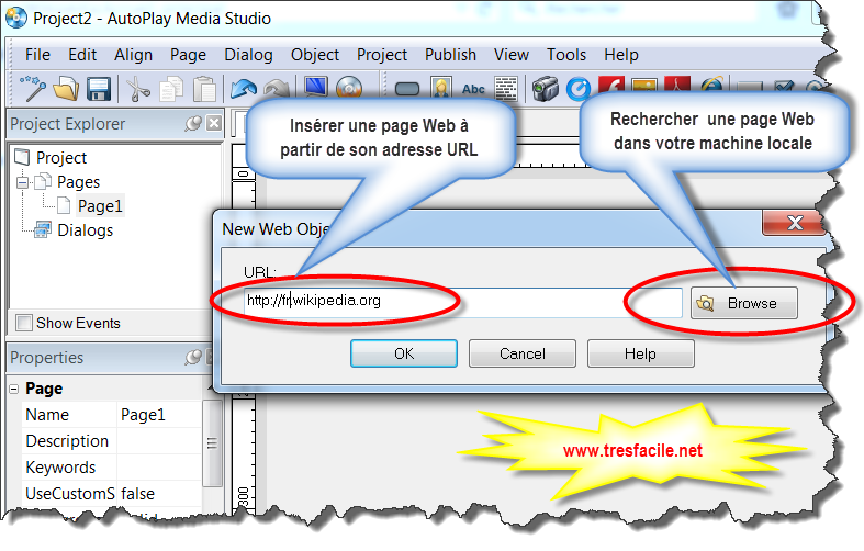 L'environnement de développement d'applications visuelles de AutoPlay Media   Studio permet de développer rapidement des applicationstélécharger autoplay   media studio gratuit pour créer votre propre dvd ou cd autorun AutoPlay   Media Studio dispose d'une interface simple et conviviale