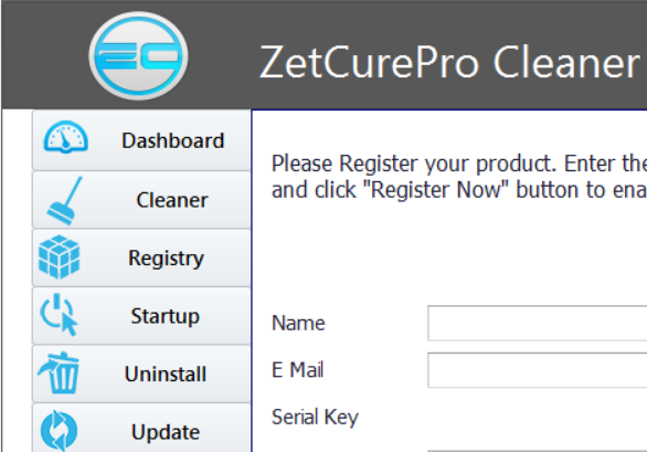 zetcurePro cleaner