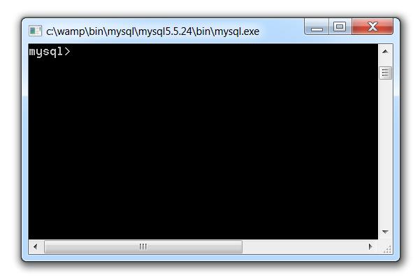 Comment puis-je accéder à la console MySQL sur Wampserver 3? Avec les versions antérieures, tout ce que vous aviez à faire était de cliquer avec le bouton droit de la souris sur l'icône du serveur Wamp et l'option d'accès à la console MySQL apparaît sur le côté-même chose pour Wampserver 3,