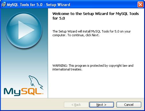 installer mysql 5 ou mettre à niveau une version existante de MySQL vers une version plus récente plutôt que d'installer MySQL pour la première fois, reportez-vous à la Section 2.11.1, «Mise à niveau de MySQL», pour plus d'informations sur les procédures de mise à niveau et sur les problèmes que vous devriez considérer avant la mise à niveau.