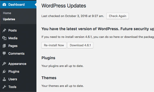 wordpress-updates-security