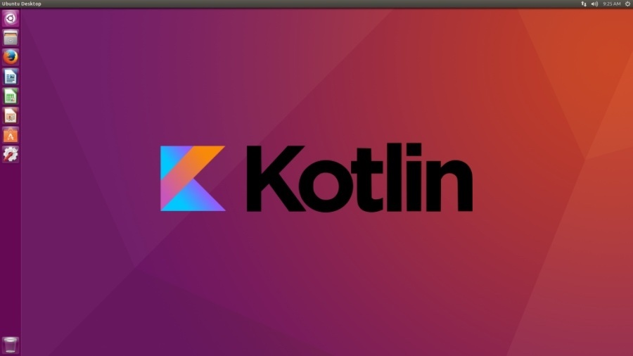 Kotlin as snap on Linux-Ubuntu
