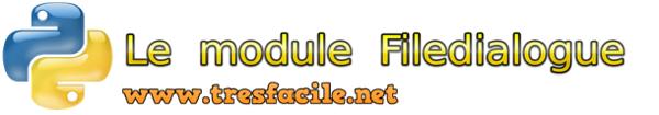 """Tkinter Ouvrir un fichier La fonction askopenfilename pour créer un objet de dialogue de fichier. Les extensions sont affichées au bas du formulaire (type de fichier). Le code ci-dessous affichera simplement la boîte de dialogue et renverra le nom du fichier. Si un utilisateur appuie sur annuler, le nom du fichier est vide. Sur un ordinateur Windows, changez initialdir en """"C: \"""". La méthode askopenfilename () renvoie une chaîne qui correspond au chemin du fichier sélectionné par l'utilisateur. Si l'utilisateur décide d'appuyer sur Annuler, une chaîne vide est renvoyée. À la ligne 7, nous renvoyons le chemin d'accès à la variable f, puis à la ligne 15 (qui n'est exécutée qu'après la fermeture de la boîte de dialogue de fichier), le chemin est imprimé dans la console."""